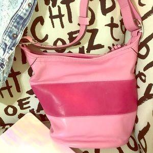 💕Coach Bucket Bag Purse Adjustable Strap Tote 💕